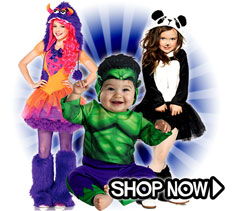 Kids Best Selling Costumes via Trendy Halloween