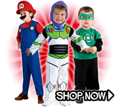 Infant & Toddler Costume Sale via Trendy Halloween