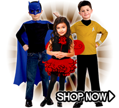 Kids Easy Costumes
