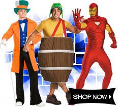 Mens Costumes via Trendy Halloween