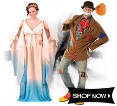 Tall Size Costumes via Trendy Halloween