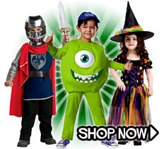 Toddler Costumes via Trendy Halloween