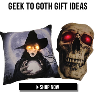 Geek to Goth Gifts 2018 Trendy Halloween