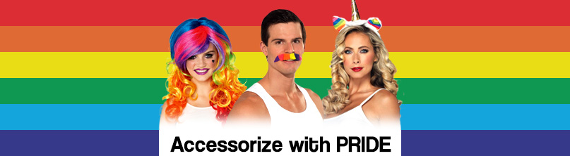 LGBT Pride Costumes and Accessories at Trendy Halloween