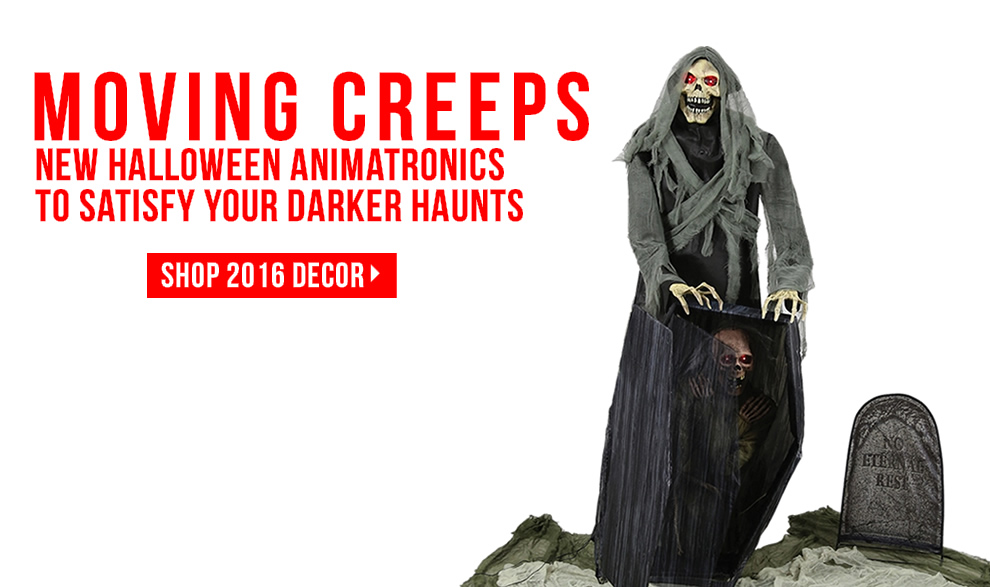 Halloween Animated Props now available on TrendyHalloween.com