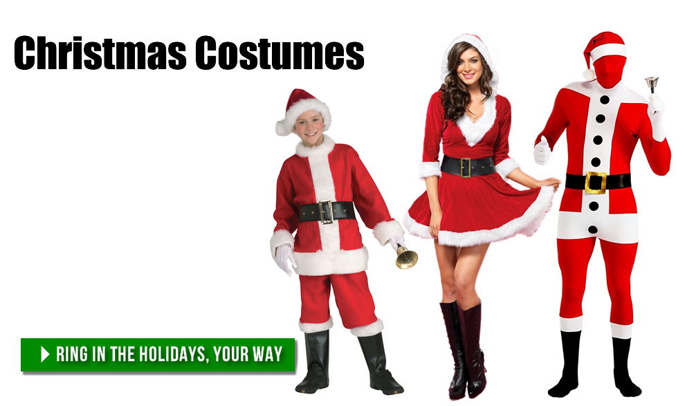 Christmas Costumes | 2018 TrendyHalloween.com
