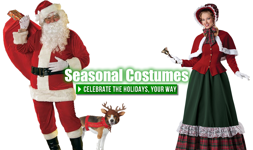 Christmas Holiday Costumes 2019 TrendyHalloween.com