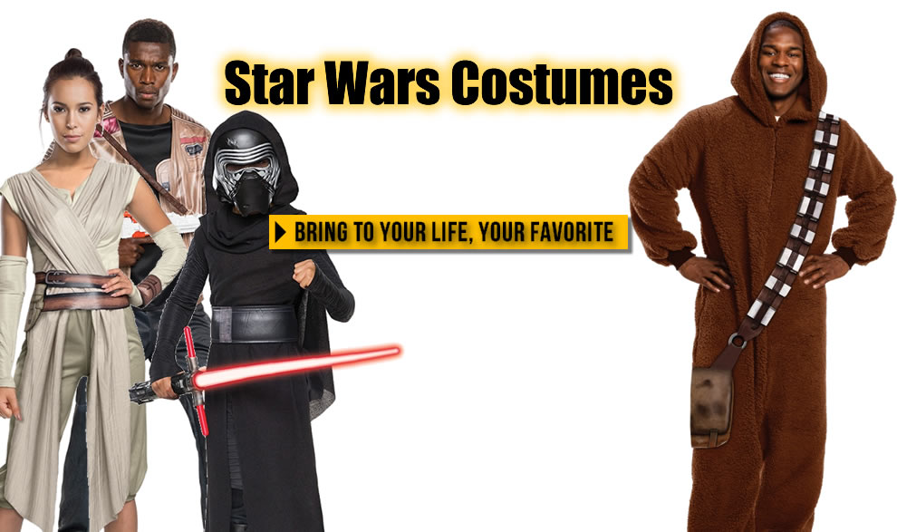 Star Wars Costumes 2019 Trendyhalloween.com