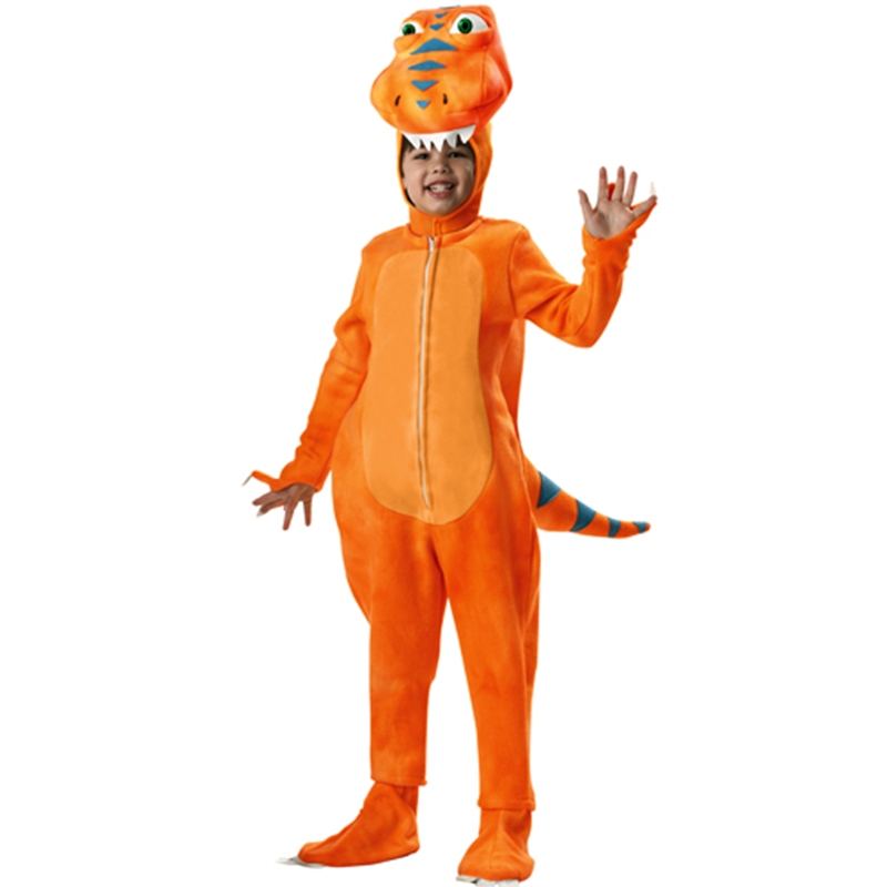 Dinosaur Train Buddy Toddler Costume