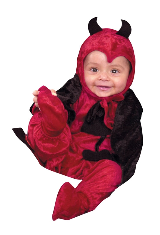 Darling Devil Panne Infant Costume