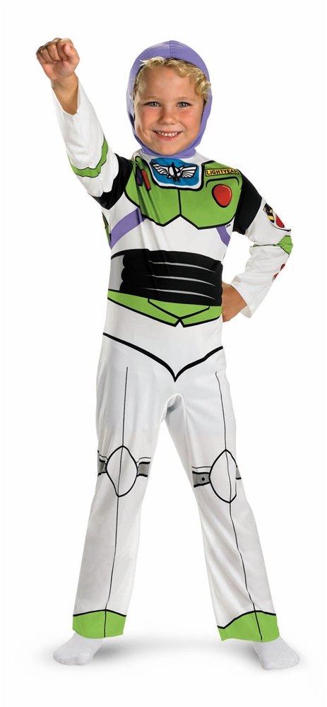 Buzz Lightyear Classic Toddler & Child Costume