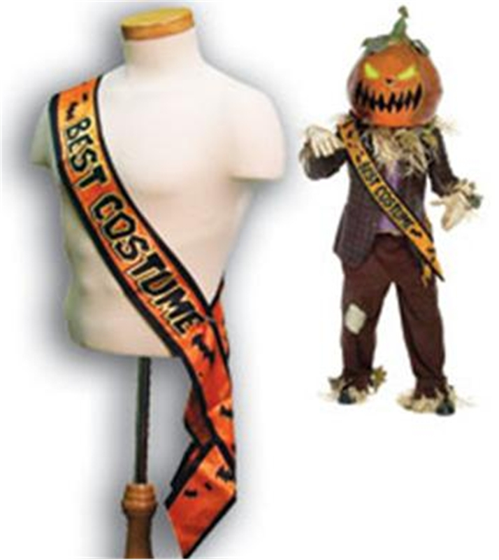 Image of Best Costume Sash
