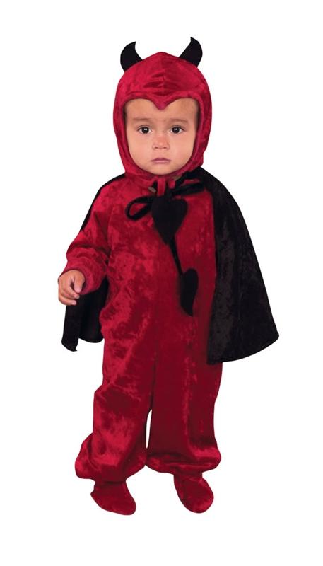 Darling Devil Panne Toddler Costume