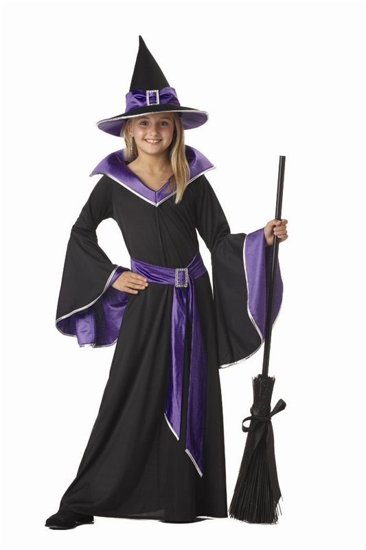 Incantasia The Glamour Witch Child Costume by California Costumes
