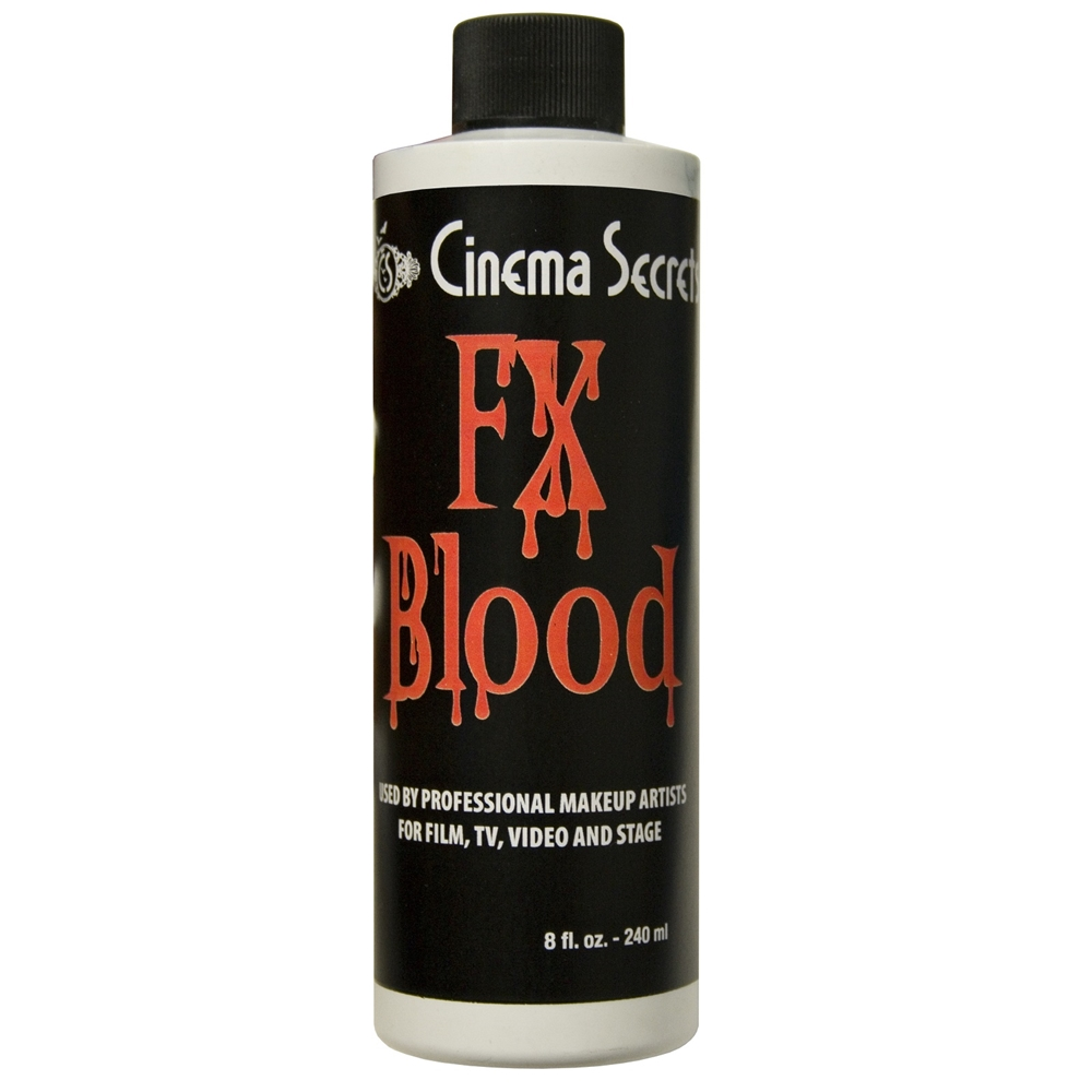Bottle of Fx Blood 8 oz