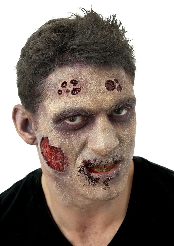 Flesh Eater Zombie Makeup Kit FX005