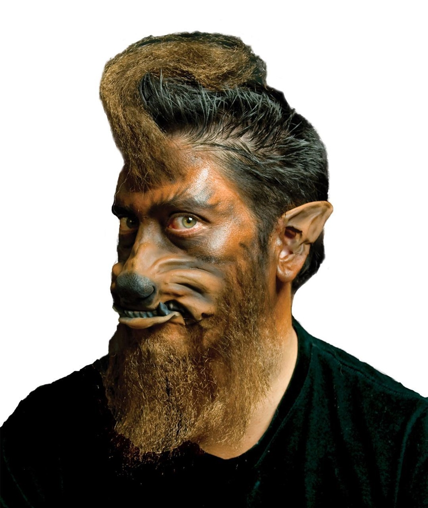 Woochie Werewolf Ear Tips Prosthetic