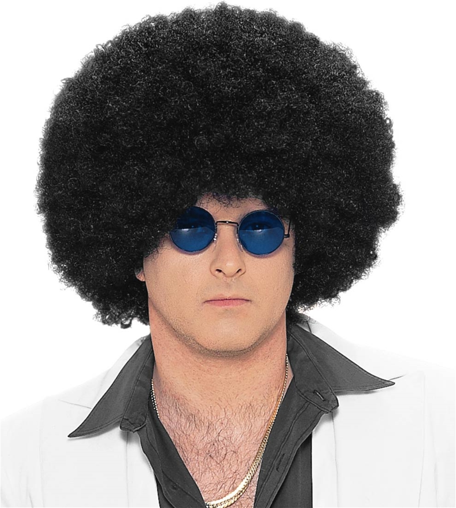 Image of Jumbo Afro Adult Wig