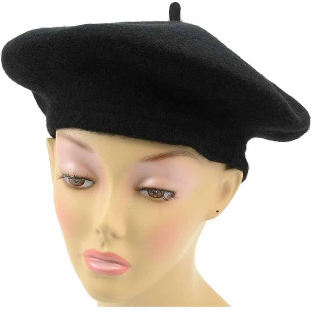 Wool Beret Hat by Jacobson Hat Co