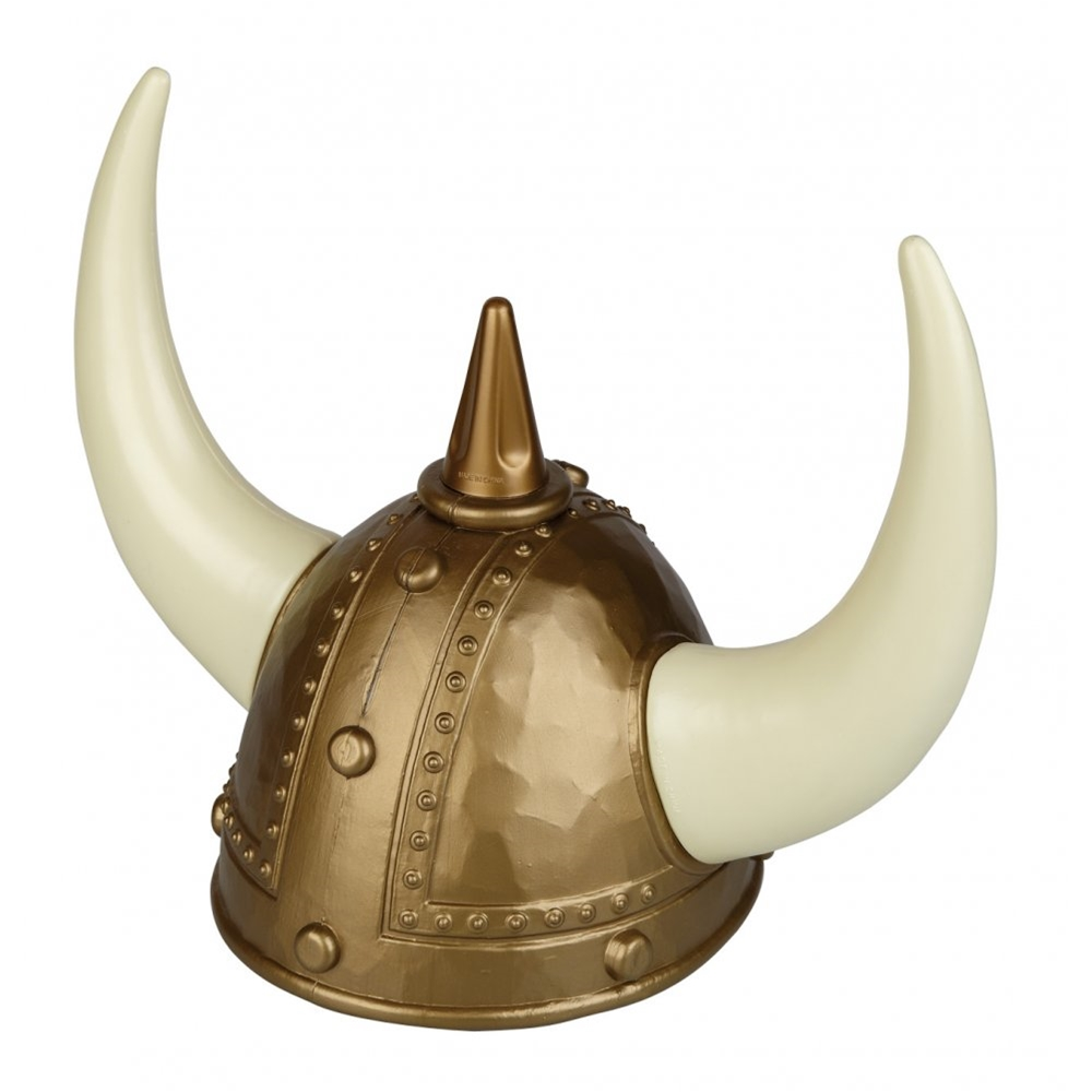 Gold Viking Hat