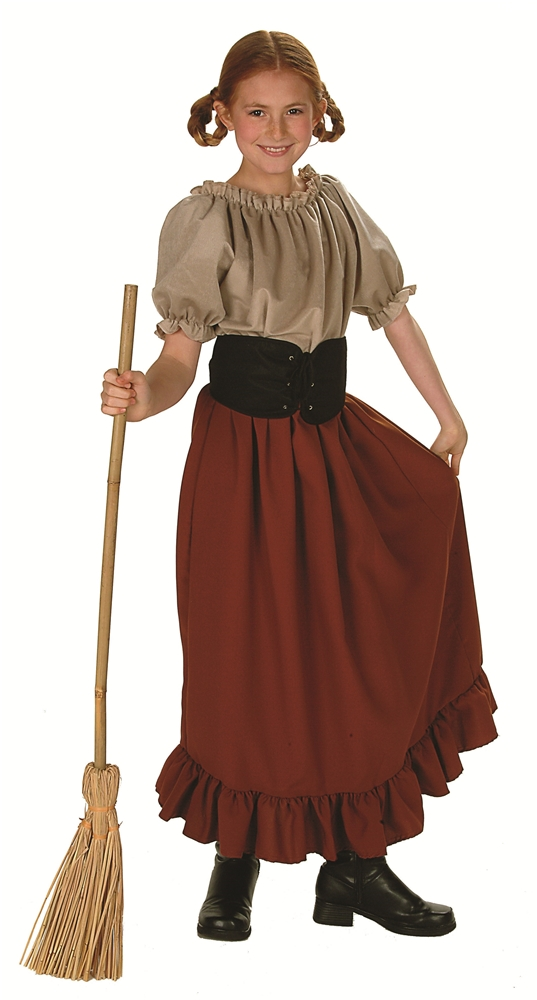 Renaissance Peasant Child Costume