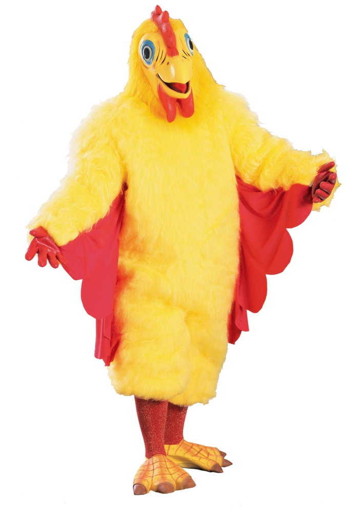 Chicken Suit Adult Costume