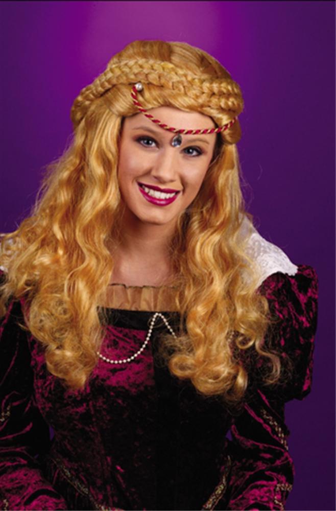 Renaissance Deluxe Blonde Wig
