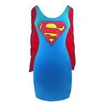 Supergirl-Adult-Womens-Sleep-Tank-with-Cape
