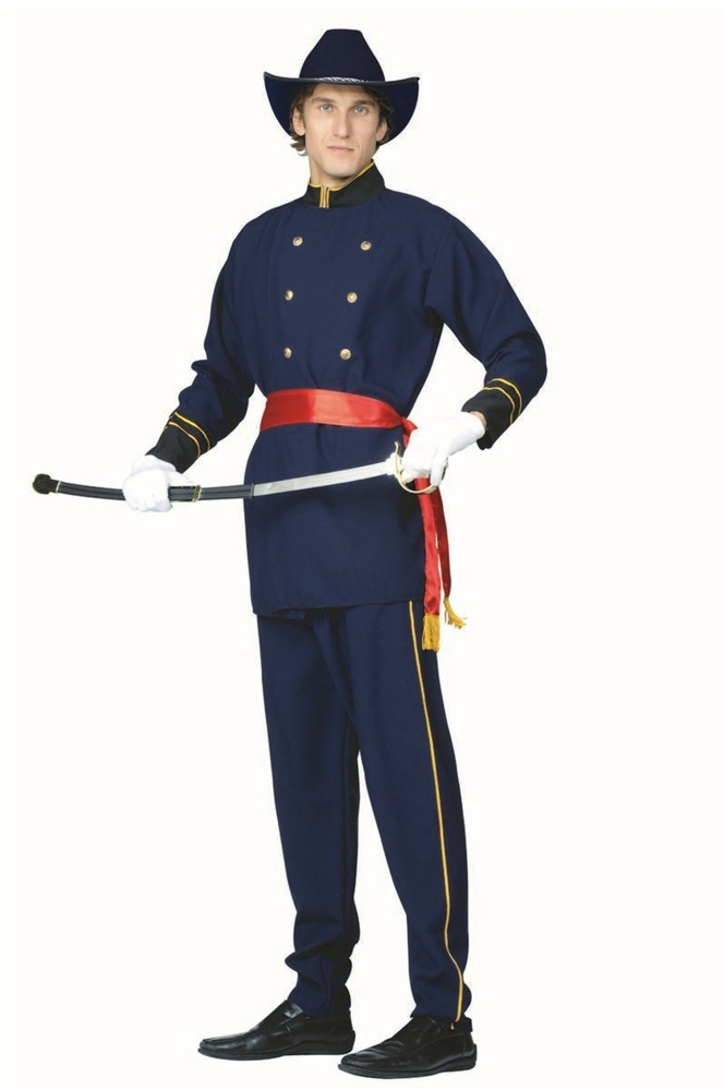 Civil War Union Officer Adult Mens Costume