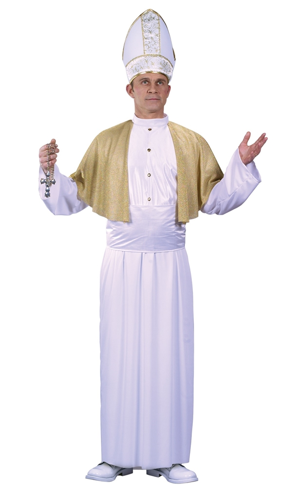 Pope Adult Mens Costume (Mens Costumes)
