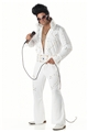 Rock Star Jeweled Elvis Adult Costume