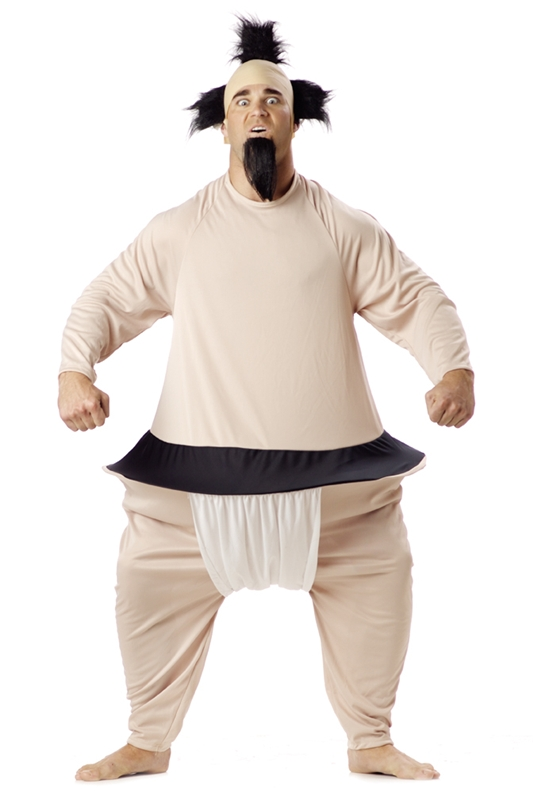 Sumo Wrestler Adult Mens Costume