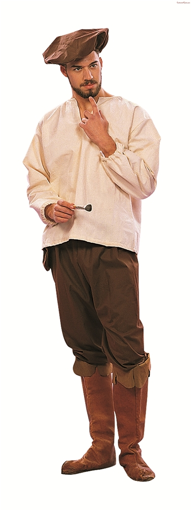 Renaissance Peasant Adult Mens Costume