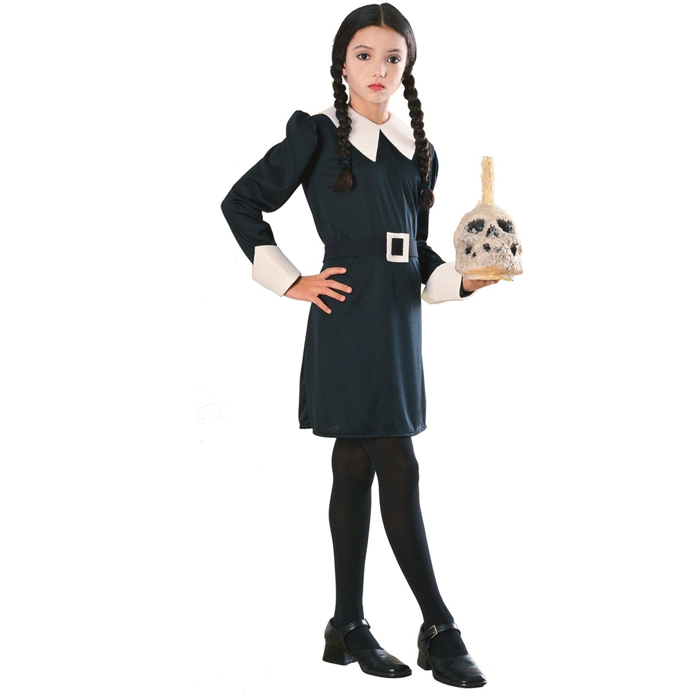 [The Addams Family Wednesday Child Costume] (The Addams Family Wednesday Costumes)