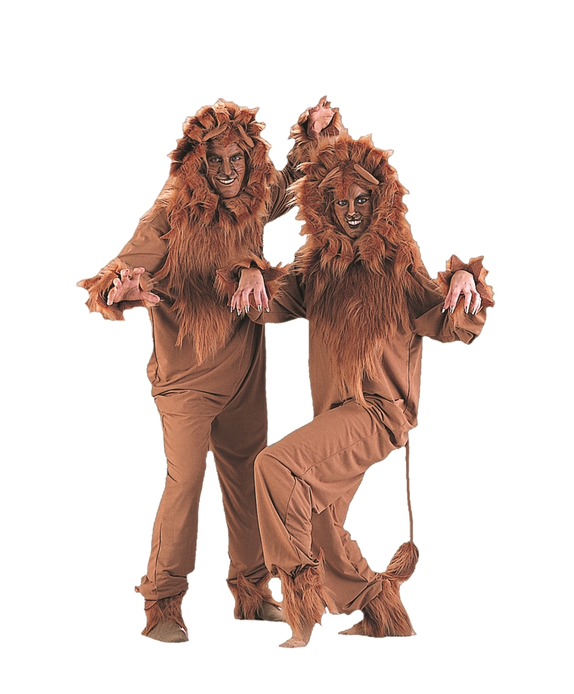 Lion Adult Unisex Costume