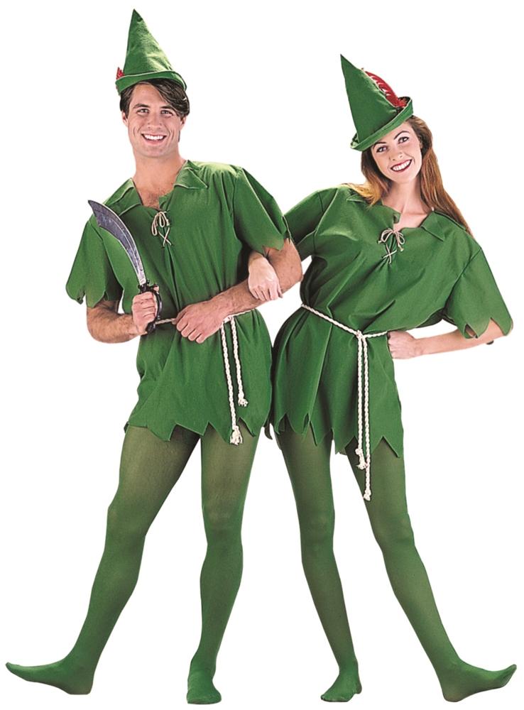 Peter Pan Adult Unisex Costume