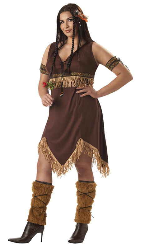 d14ceb2a0d5 Sexy Indian Princess Plus Size Adult Womens Costume by California ...