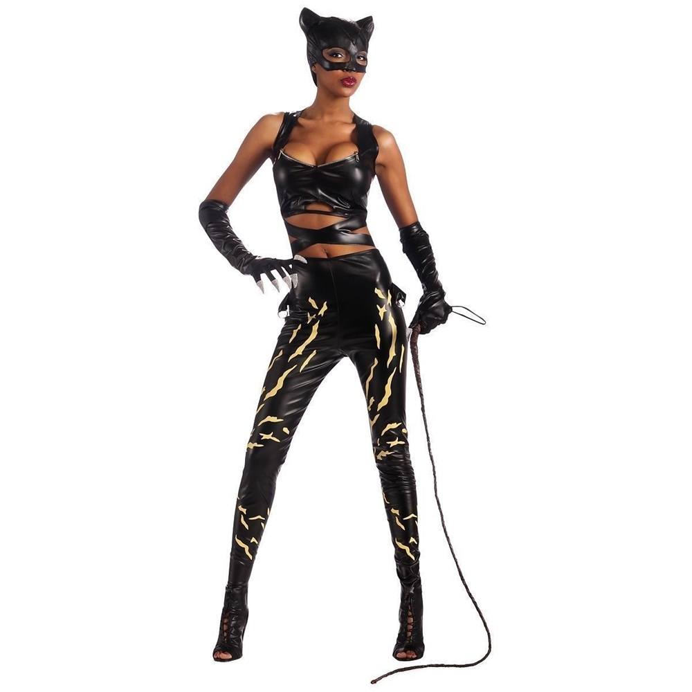 Deluxe Catwoman Adult Womens Costume
