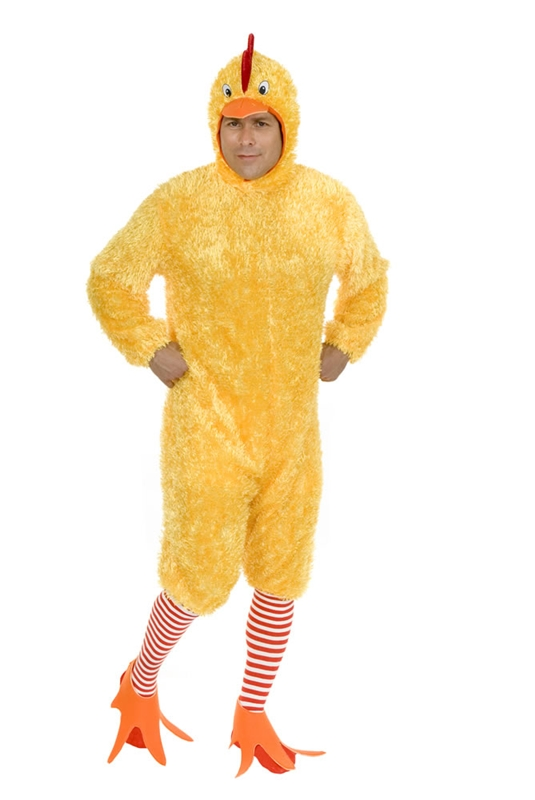 Funky Chicken Adult Costume by Charades