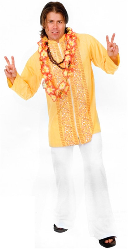 Hippie Love Guru Adult Mens Costume