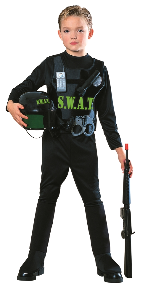 SWAT Team Child Costume