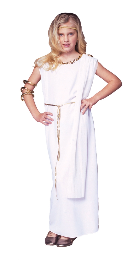 [Greek Goddess Athena Child Costume] (Athena Greek Goddess Costume Child)