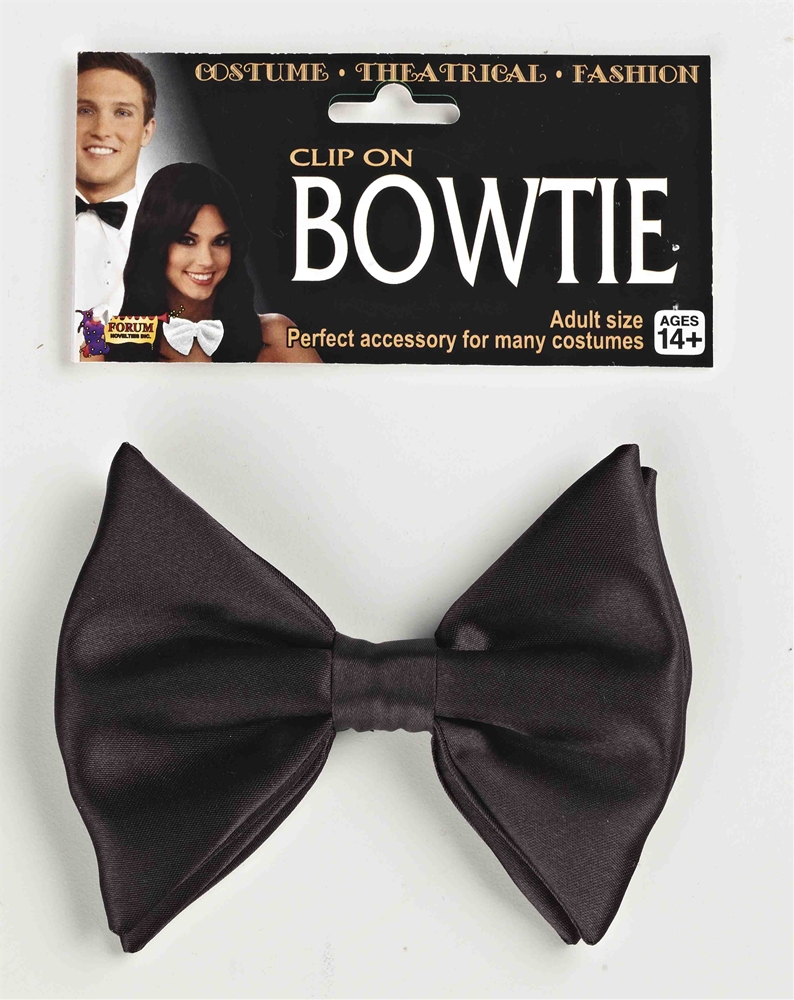 Bow Tie Formal Black