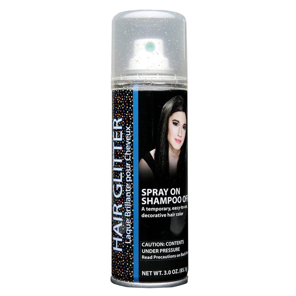 Gold Hairspray Glitter