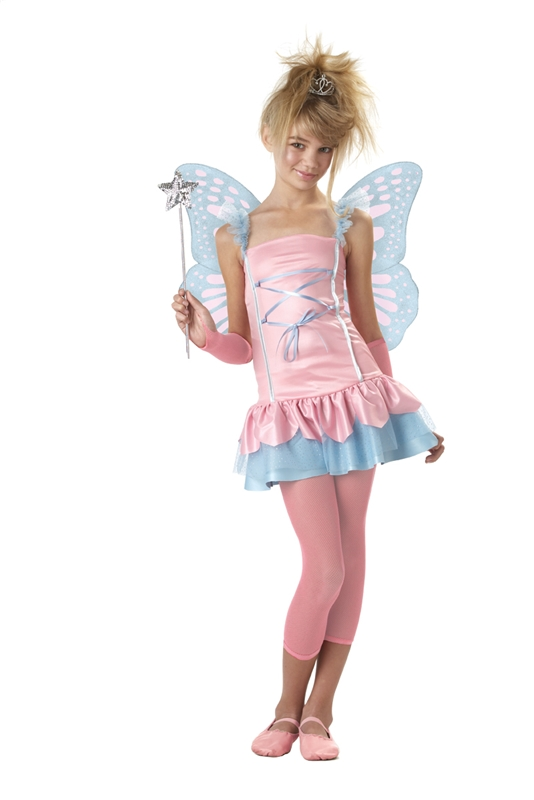 Fairy Princess Tween Costume