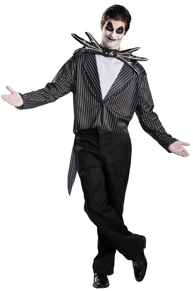 Jack Skellington Classic Adult Costume