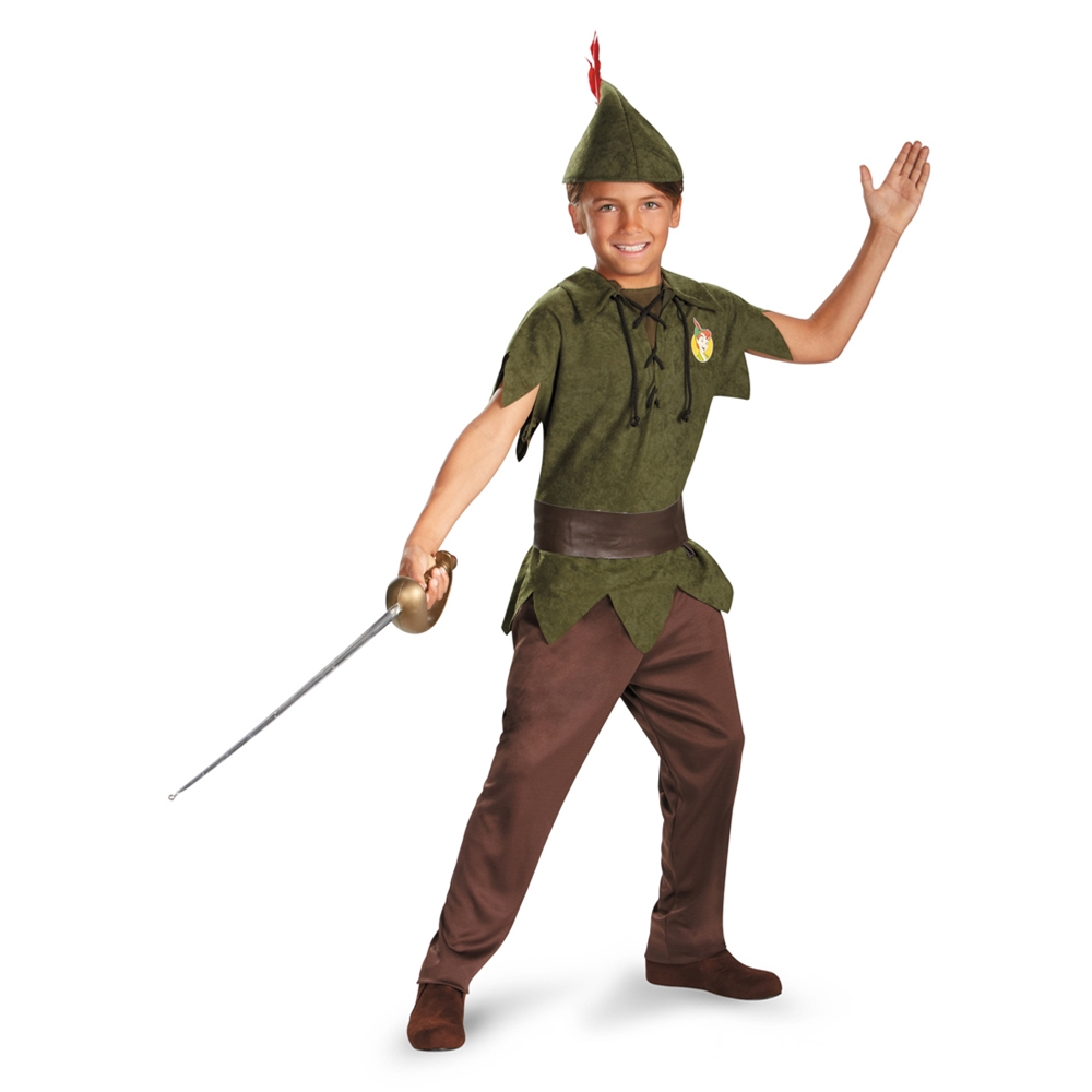 Peter Pan Classic Child Costume