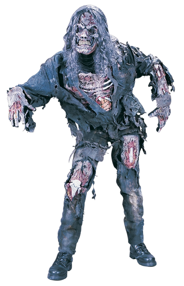 Zombie Adult Plus Size Costume