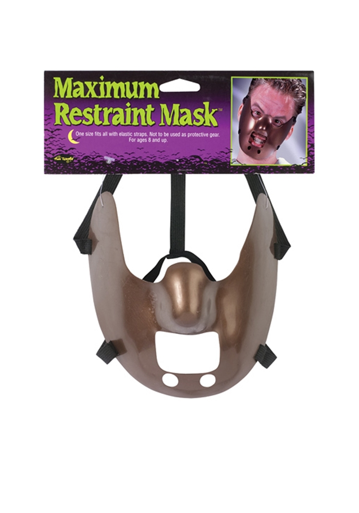 Maximum Restraint Mask