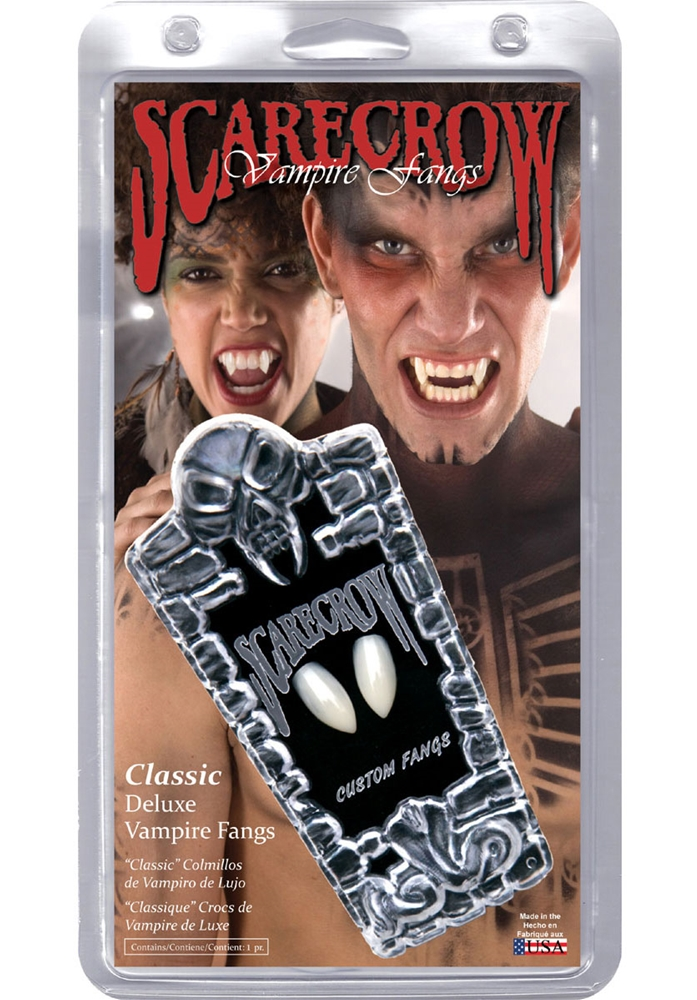 Classic Deluxe Vampire Fangs (Ships for $1.99)